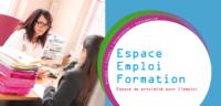 Services de l'Espace emploi formation