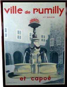 affiche ville de rumilly