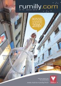 Rumilly.com n°74 de janvier 2016