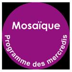 Programme des mercredis au centre de loisirs Mosaïque