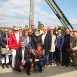 Comme chaque année, la traditionnelle fête des abeilles, du 13 au 22 mai 2016 est l'occasion pour une délégation rumillienne de se rendre en Allemagne, renforçant les liens d'amitiés entre les villes.