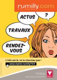 Rumilly.com n°76 – Août 2016