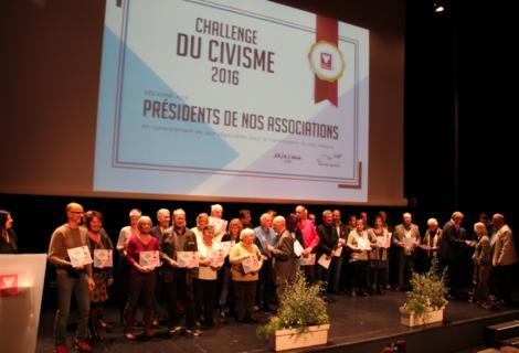 Soirée des associations 2016