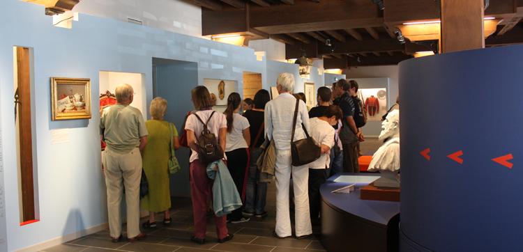 visites en groupe au musée
