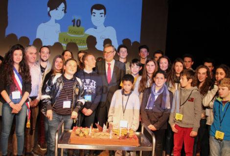 Les 10 ans du Conseil municipal des jeunes