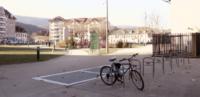 De nouveaux stationnements vélo !