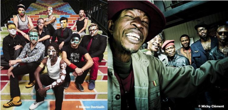 Sir Jean & NMB Afrobeat Experience + Jupiter & Okwess