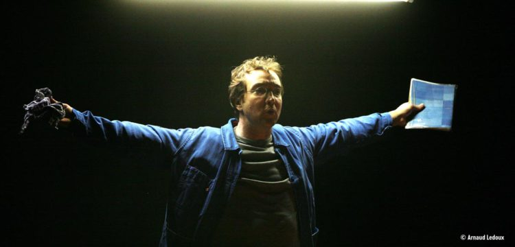 Sortie d'usine | Nicolas Bonneau – Cie La Volige