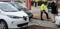 Bornes de recharge électriques publiques