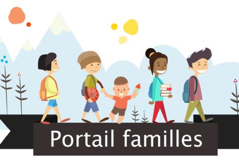 Portail familles