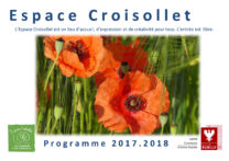 Programme de l'Espace Croisollet 2017-2018