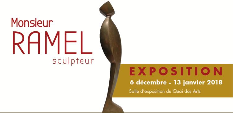 Monsieur Ramel, sculpteur