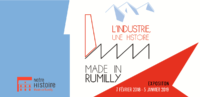 Visite guidée de l'exposition «L'industrie, une histoire made in Rumilly»