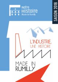 Notre Histoire, musée de Rumilly saison 2018
