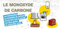 Monoxyde de carbone : attention aux intoxications