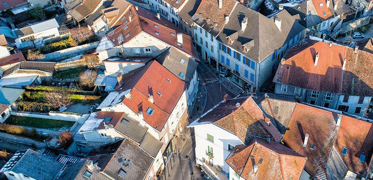 """Rumilly retenue au programme national """"Action Coeur de ville"""""""