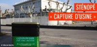 «Capture d'usine, initiation au sténopé»
