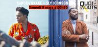 Sandra Nkaké + Sly Johnson