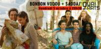 Attention les feuilles ! | Bonbon Vodou + Saodaj'