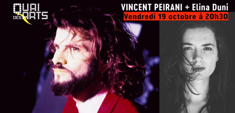 Vincent Peirani + Elina Duni (1ère partie)
