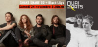 Shake Shake Go + Black Lilys (1ère partie)