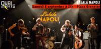 Ouverture de saison – Lalala Napoli