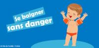 Les bons gestes pour se baigner sans danger