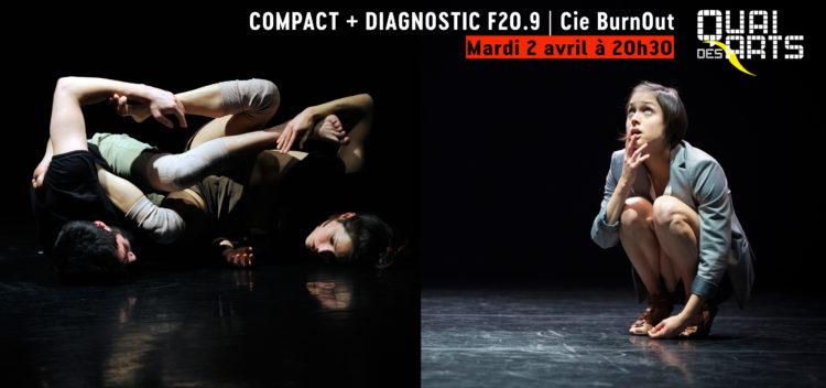 Compact + Diagnostic F20.9 | Compagnie BurnOut