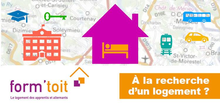 Form'toit: le logement des apprentis et alternants