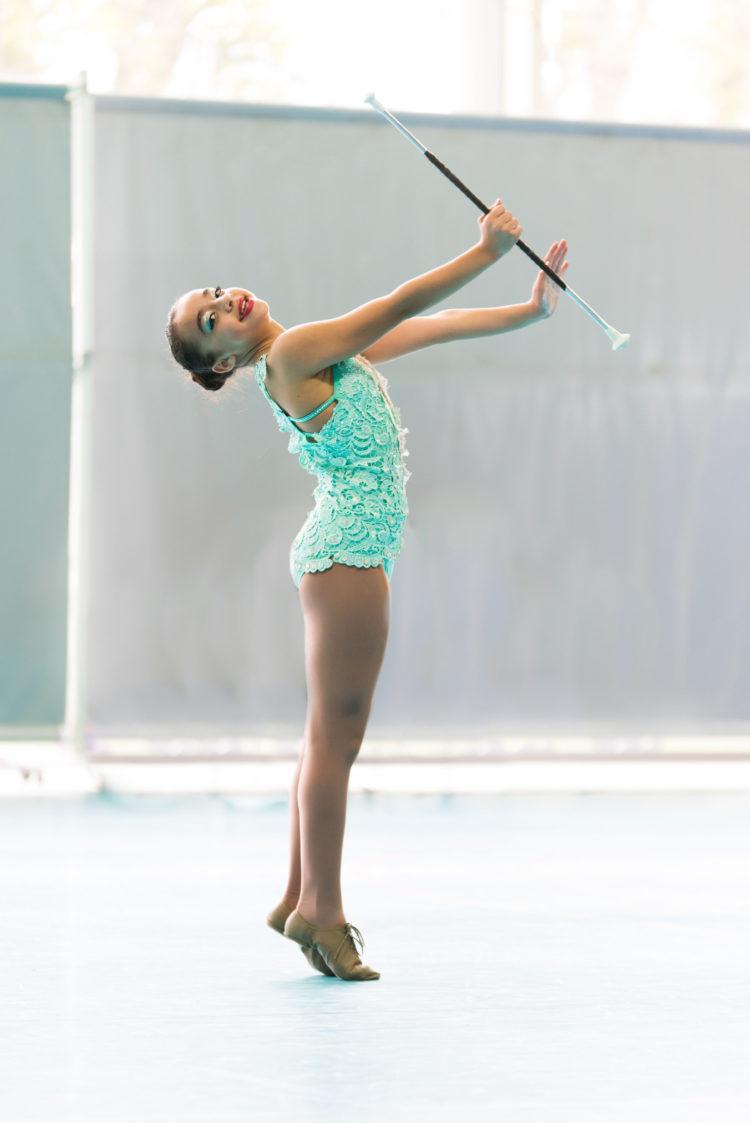 Danse twirl académia