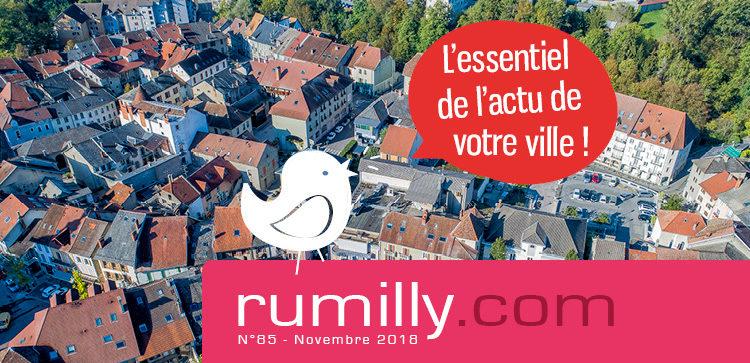 Rumilly.com n°85 est paru