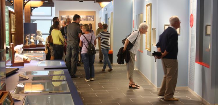 Visites thématiques du musée