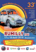 33e rassemblement de voitures anciennes