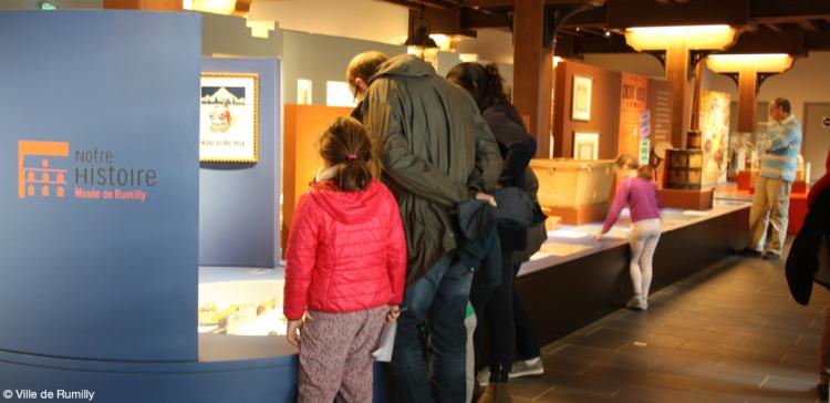 Vacances d'hiver au musée