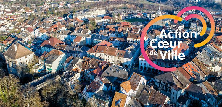 """Le programme """"Action Cœur de Ville"""" de Rumilly"""