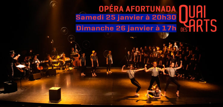 Opéra Afortunada