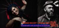 Sarah McCoy + Mister Mat (1ère partie)