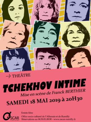 THÉÂTRE / Tchekhov intime