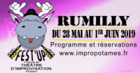 FEST'UP / Festival de théâtre d'improvisation amateur