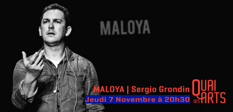 Maloya | Sergio Grondin, Cie Karanbolaz