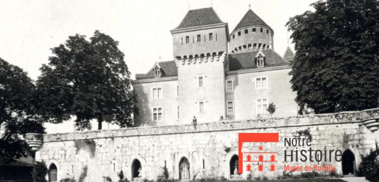 Léon Marès et les collections du château de Montrottier