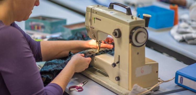 Atelier convivial autour de la couture