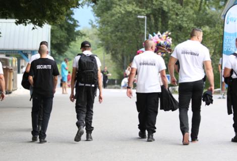 Consignes de sécurité à l'intention des organisateurs de manifestation