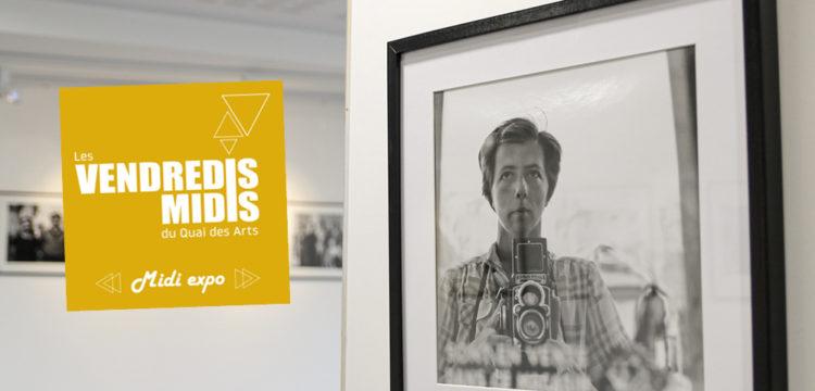 Visite guidée de l'exposition Vivian Maier