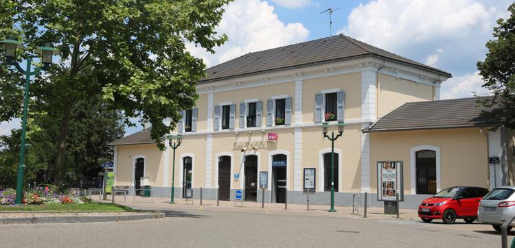 Concertation : modernisation de la ligne Annecy/Aix-les-Bains