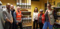 """""""Biovrac pour tous"""" à l'Épicerie solidaire"""