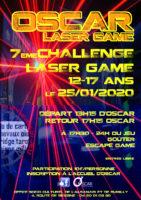24h du jeu / Sortie Laser Game