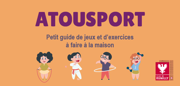 Les jeux et exercices d'Atousport