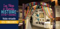 Visite virtuelle de l'exposition Fêtes : les conscrits