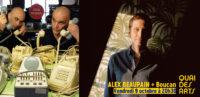 Alex Beaupain + Boucan (1ère partie)
